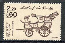 TIMBRE FRANCE NEUF ** N° 2410 JOURNEE DU TIMBRE / MALLE POSTE BRISKA