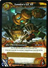 WOW Landro's Lil' XT LOOT CARD UNSCRATCHED NEW - WORLD OF WARCRAFT