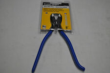 Klein Tools Rebar Work Pliers - Heavy Duty Cutting 8 Inches Ironwork D2000-7Cst