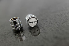 Triumph Decal Badge Bike Valve/Stem Cap For 900 Thunderbird/America/Bonneville