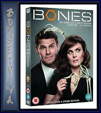 BONES - COMPLETE SERIES SEASON 8 *BRAND NEW DVD **
