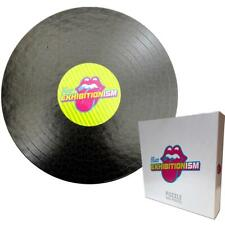 More details for official licensed - rolling stones - exhibitionism record round 500 piece puzzle