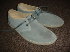 Superb Mens Cotton Trader Suede Shoes  -  Size 10