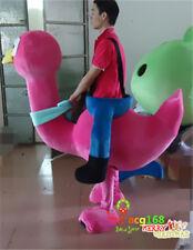 2018 Hot Thanksgiving Mascot Costume Cartoon Ostrich Bird Chicken Animals Turkey