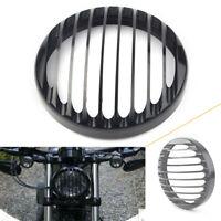 Scheinwerfer Grill Blende Abdeckung für Harley Sportster XL 883 1200 SU Schwarze