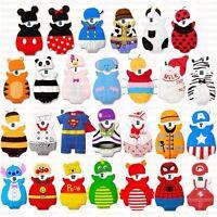 Cute Baby Fancy Dress Romper Costume - Boys Girls Kids Christmas Hat Set Outfit