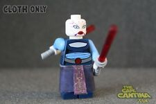 LEGO Star Wars Custom Cape Cloth Sith Minifigure Lot of 2 Assaji Ventress