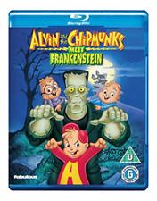 Alvin and The Chipmunks Meet Frankenstein DVD Region 2