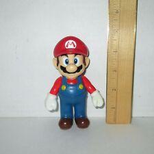 """Super Mario Bros. Mario 5"""" PVC Figure Nintendo 2009"""