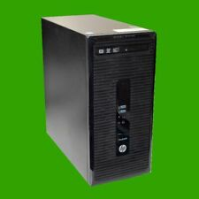 PC System HP Prodesk 490 G2 MT I3 4150 Miditower 3,5 GHz 4GB  500GB WIN 10 Pro