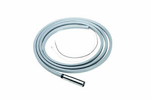DCI Gray ISO 4 / 5 Hole Power Optic Dental Handpiece Hose Tubing 5' ISO-5H