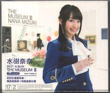 Nana Mizuki: The Museum III - Best Album (2018) CD & DVD & PHOTO CARD SEALED