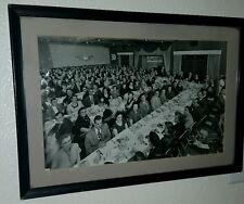 Vintage Photograph American Slovak Association Beaver County Aliquippa PA