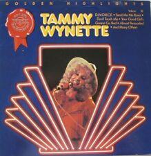 TAMMY WYNETTE - GOLDEN HIGHLIGHTS - VOLUME 30 - LP