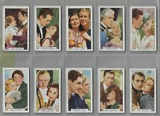 1935 GALLAHER  FILM PARTNERS COMPLETE 48 CARD TOBACCO CARD SET
