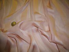 Burnout SATIN Stripe chiffon-nude - Abito / ABITI DA SPOSA in Tessuto-Gratuito P+P