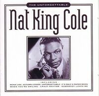 Nat King Cole - The Unforgettable (CD) (1998)