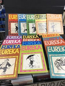 FA11 Eureka 1 Anno 1967 68 Dal N1 Al 14
