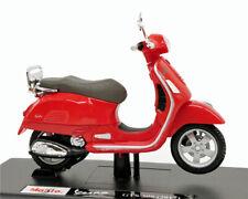 Maisto 1:18 Vespa GTS 300 2017 red Scooter