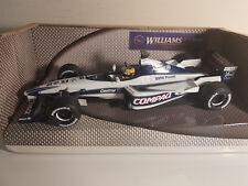 Hot Wheels formule 1 Williams Bmw Fw22 Ralf Schumacher 2000 1/24 neuf