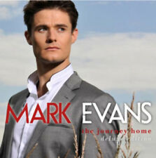 Mark Evans : The Journey Home CD (2012) ***NEW***