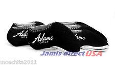 ADAMS New Golf Iron Head Covers 10pcs Set BLACK Color Headcover Club  US SELLER!