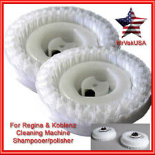 4501367 Rug/Carpet 2 Shampoo Brush Set for Koblenz or Regina Carpet Shampooers