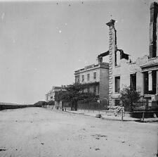 Damaged Homes on the Battery Charleston SC 1865 New 8x10 US Civil War Photo