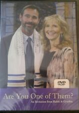 Are You One of Them DVD An Invitation From Rabbi & Cynthia NEW