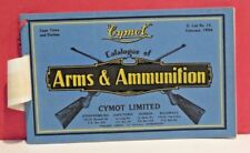 Cymot Limited-Cape Town-South Africa-Arms and Ammunition Catalogue - 1934