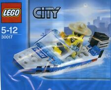 LEGO City #30017 - Police Boat - Collector 2012 - NEW / NEUF - Sealed