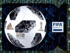 Panini WM 2018 World Cup Russia - Sticker 7 - Offizieller Ball - Intro