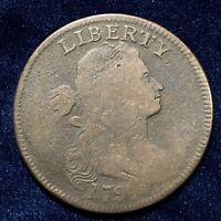 1797 Large Cent S-140