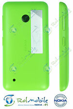 Cover Batteria Originale Nokia CC-3084 Lumia 530 Verde Nuovo - Bulk
