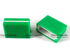 2PCS REPLACEMENT  FADER CROSSFADER KNOB FOR PIONEER  DJM800 DJM700 DAC2371 GREEN