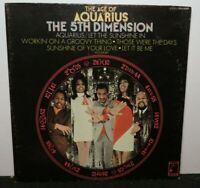 THE 5TH DIMENSION THE AGE OF AQUARIUS (VG+) SCS-92005 LP VINYL RECORD