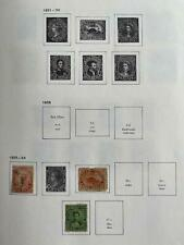 More details for canada 1859-1984 mint & used stamp collection in album (approx 70 pages) look!