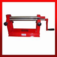 WNS Sheet Metal Bending Rolls / Rollers 300mm x 25mm Top Slip Wiring Pinch