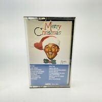 Vintage Bing Crosby Merry Christmas 1984 Audio Cassette Tape MCA Records