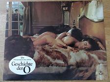 Erotik Aushangfoto GESCHICHTE DER O Just Jaeckin #5