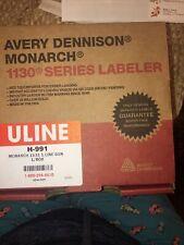 Avery Dennison Monarch 1130 Series Pricing Label Sticker Gun *New