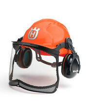 HUSQVARNA CHAINSAW COMBI PROTECTIVE SAFETY HELMET CLASSIC VERSION FREE POSTAGE