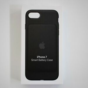 Brand New Sealed, Apple Smart Battery Case for iPhone 7 - Black MN002LL/A A1765