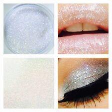 Rainbow Iridescent White Laser Holographic Glitter Sparkle Shimmer Dust 5ml Pot