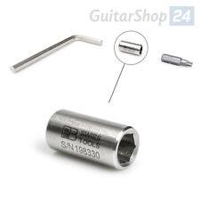 """Bitadapter mit Magnet + Winkelschlüssel Innensechskant für 1/4"""" Bits (Bike Tool)"""