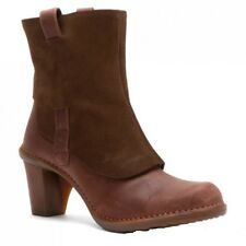 EL NATURALISTA SHOES DUNA N569 ANKLE BOOTS BROWN 40