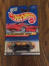 corvette stingray hot wheels 1997 1/64 tattoo machines series