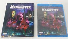 Manhunter (1986) (Blu-ray Disc) Scream Factory OOP Slipcover Sealed
