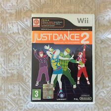 NINTENDO WII GIOCO JUST DANCE 2