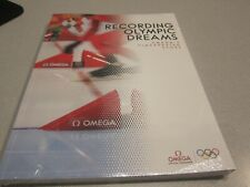 OMEGA'S Timekeeping story Recording OLYMPIC Dreams magazine